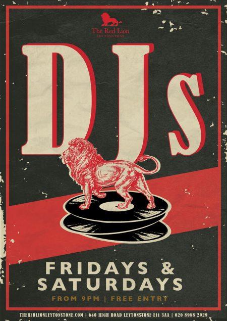 Weekend DJs